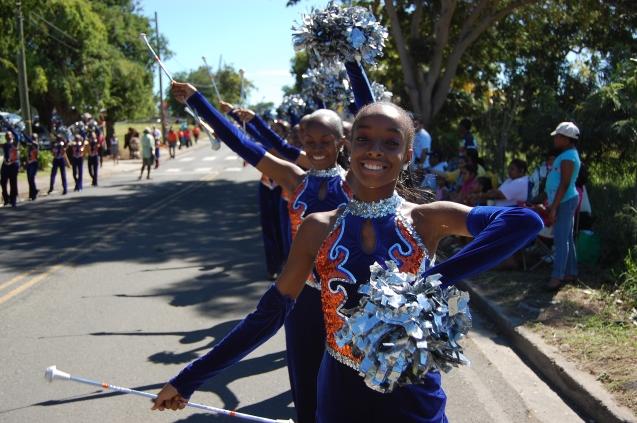 Parade 2010 - majorettes2